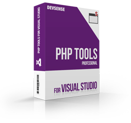 PHP Tools for Visual Studio Box